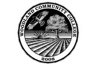 woodland community college seal