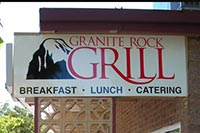 granite rock grill outdoor sign 2